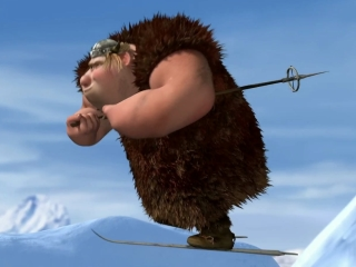 How To Train Your Dragon: Viking Games Ski Jumping