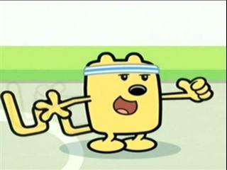 Wow Wow Wubbzy Go For Gold