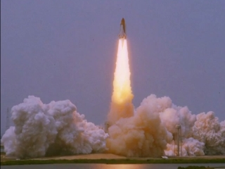 HUBBLE 3D: SHUTTLE LAUNCH