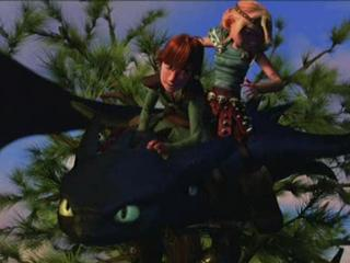 How To Train Your Dragon French