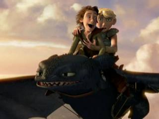 How To Train Your Dragon Busted