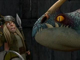 How To Train Your Dragon Dat Two Nadder