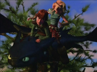 How To Train Your Dragon (French)