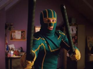 Kick-ass Suit Up