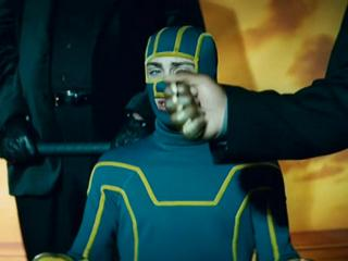 Kick-ass Four Tv Spot