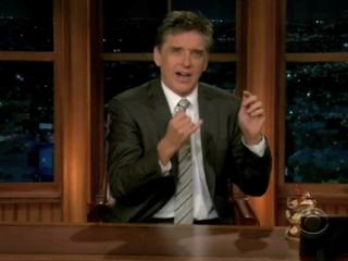 The Late Late Show With Craig Ferguson: Clip 4