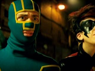 Kick-ass Hot Heroes Tv Spot