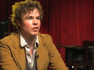 Watch Josh Ritter discuss So Runs the World Away