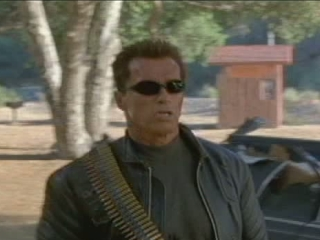 Terminator 3 Rise Of The Machines Scene Judgement Day