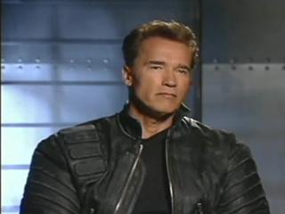 Terminator 3 Rise Of The Machines Soundbites Arnold On His Character