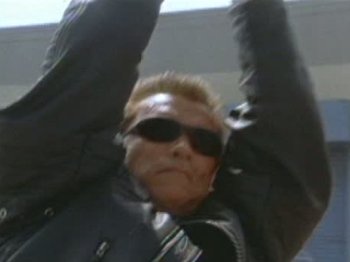 Terminator 3 Rise Of The Machines Scene Ill Drive