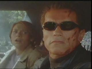 Terminator 3 Rise Of The Machines Scene Hearse Chase