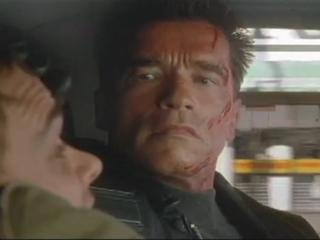 Terminator 3 Rise Of The Machines Scene Dont You Remember Me
