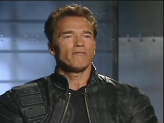 Terminator 3 Rise Of The Machines Soundbites Arnold On Director Jonathan Mostow