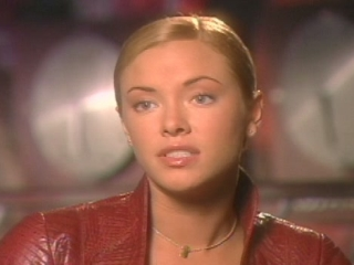 Terminator 3: Rise Of The Machines Soundbites: Kristanna Loken On Arnold