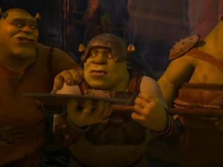 Shrek Forever After Welcome To The Resistance - Shrek Forever After - Flixster Video