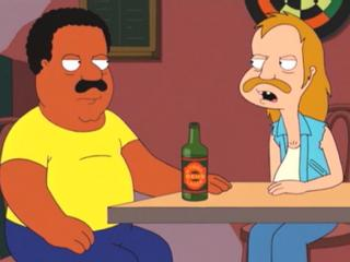 The Cleveland Show: Ted Lange