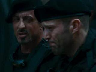 The Expendables Sneak Peek