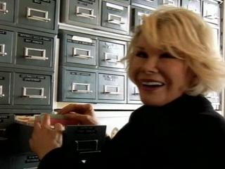 Joan Rivers A Piece Of Work Clip 1