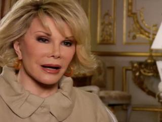 JOAN RIVERS: A PIECE OF WORK (CLIP 2)