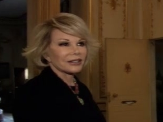 JOAN RIVERS: A PIECE OF WORK (CLIP 3)