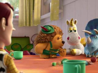 Toy Story 3 New Faces Online Featurette