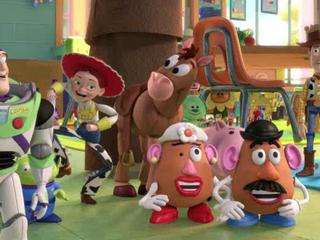 Toy Story 3 Old Friends Online Featurette