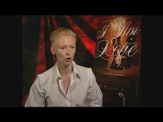 Iamroguecom Exclusive Tilda Swinton Interivew