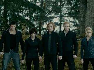 The Twilight Saga Eclipse Battle Recut