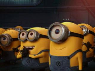Despicable Me Gru Tells The Minions About His Next Plan