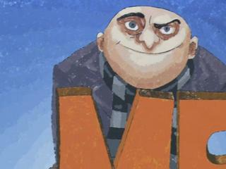 Despicable Me Mural Featurette