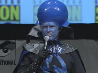Megamind Comic Con