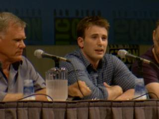 Captain America The First Avenger Comic Con Footage