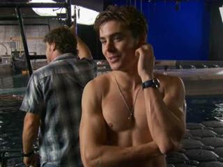 Charlie St Cloud Zac Efron Dives In Featurette