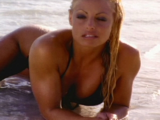 Trish Stratus 100 Percent Stratusfaction Guaranteed