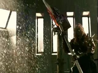 Resident Evil Afterlife The Axeman