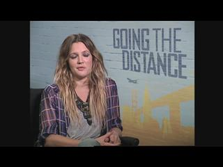 Going The Distance With Drew Barrymore Justin Long