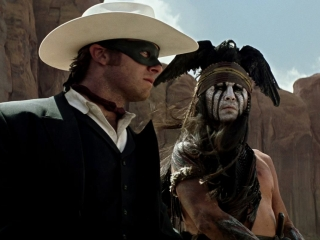 The Lone Ranger Trailer 1