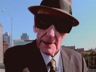 William S Burroughs A Man Within