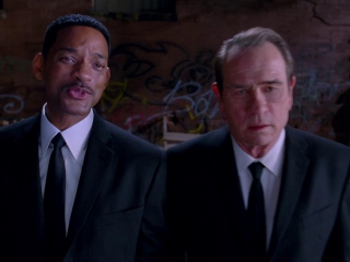Men In Black 3 Trailer 1