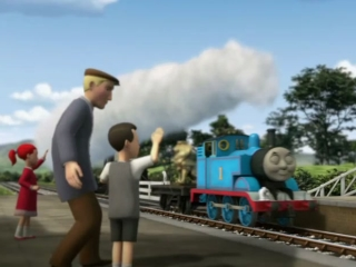 Thomas  Friends The Lion Of Sodor
