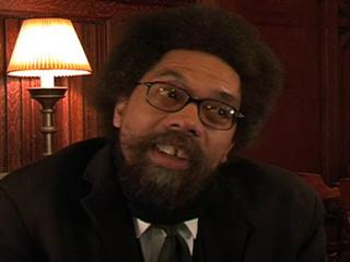 GHETTOPHYSICS: WILL THE REAL PIMPS AND HO'S PLEASE STAND UP? (CORNEL WEST)