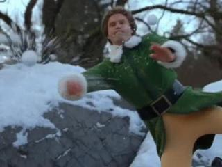 Elf The Ultimate Collectors Edition Snowball Fight
