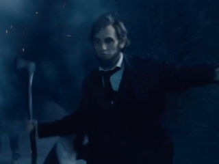 Abraham Lincoln Vampire Hunter Trailer 1