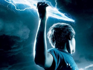 Percy Jackson  The Olympians The Lightning Thief Uk