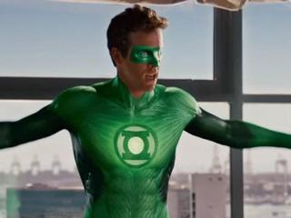 The Green Lantern Trailer