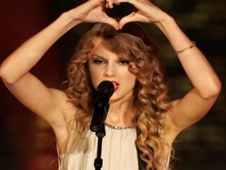 Taylor Swift-speak Now