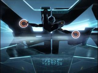 Tron Legacy Style Of Tron Featurette