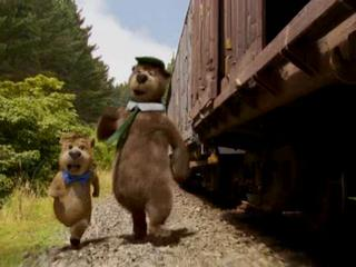 Yogi Bear Run Boo Boo Run