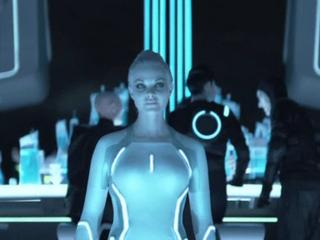Tron Legacy Sam Meets Castor - Tron Legacy - Flixster Video